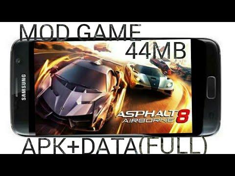 asphalt 8 apk free download highly compressed
