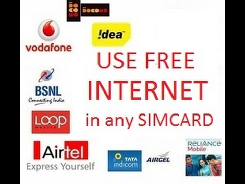 Top Five How To Use Free Internet On Sim Card - Circus