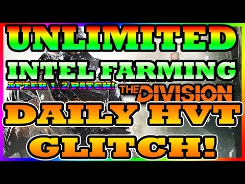 the division glitches ps4