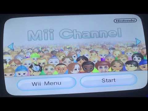 Mii Channel Wad